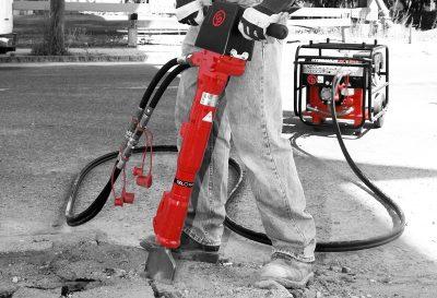 Chicago Pneumatic équipements hydrauliques portatifs