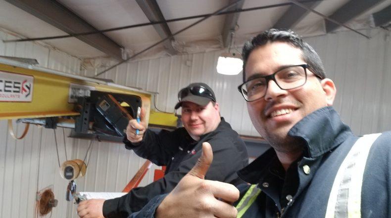 Entretien et reparation ponts roulants