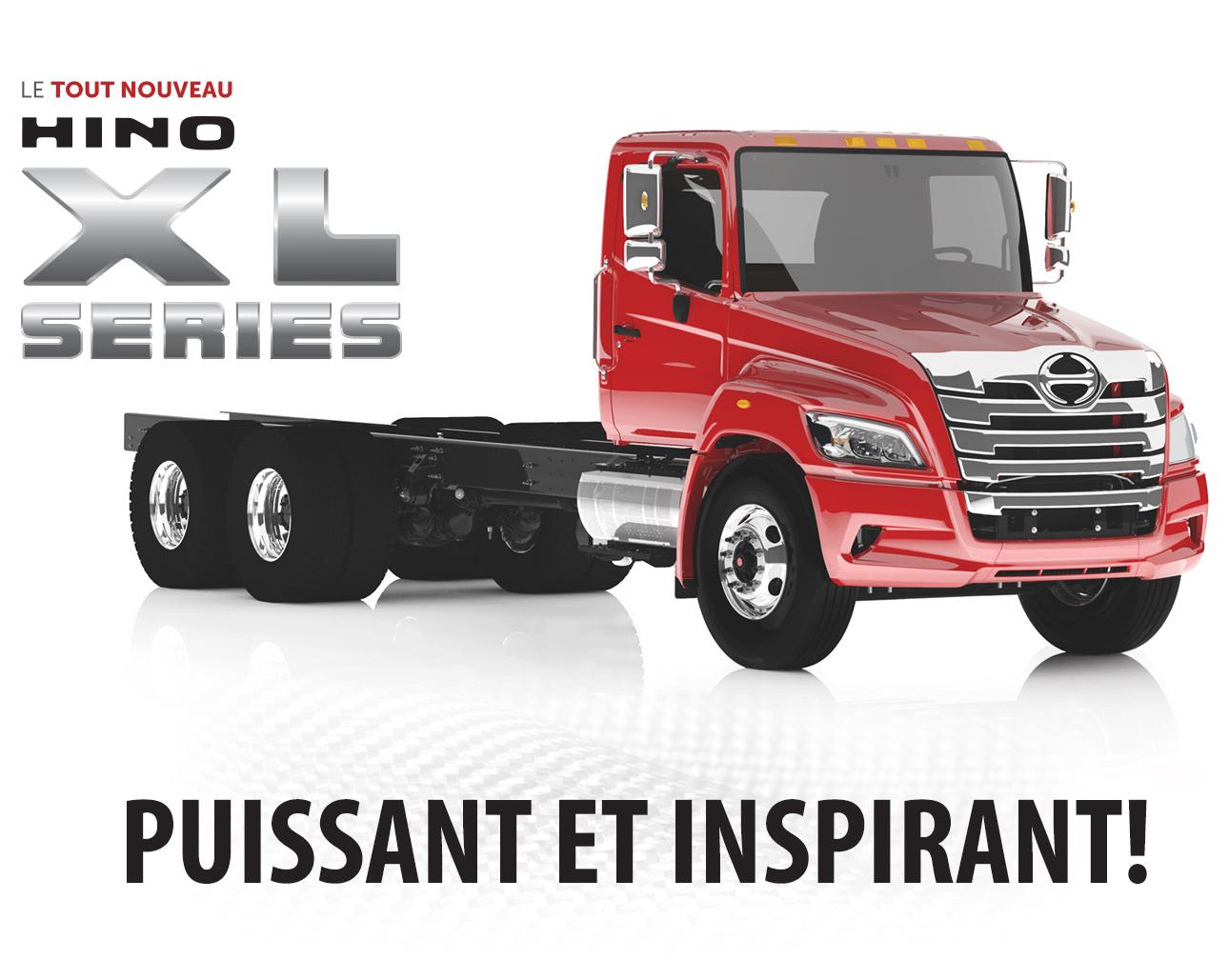 HINO XL-Series