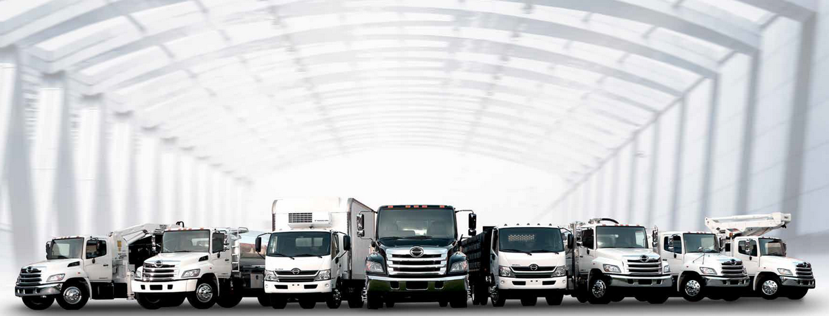 Hino Trucks | Products and services | ACCÈS