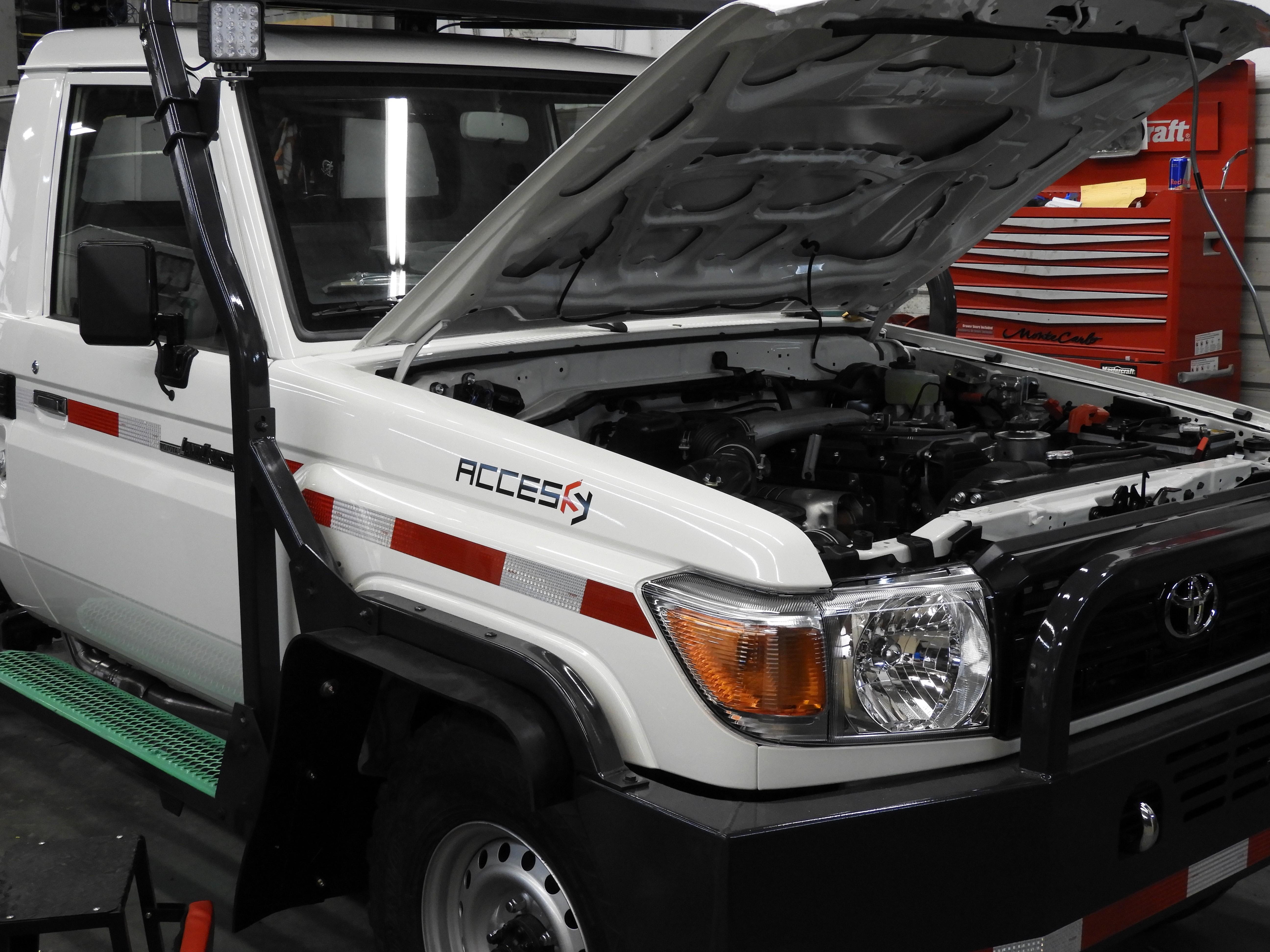 Gestion et Maintenance de véhicules