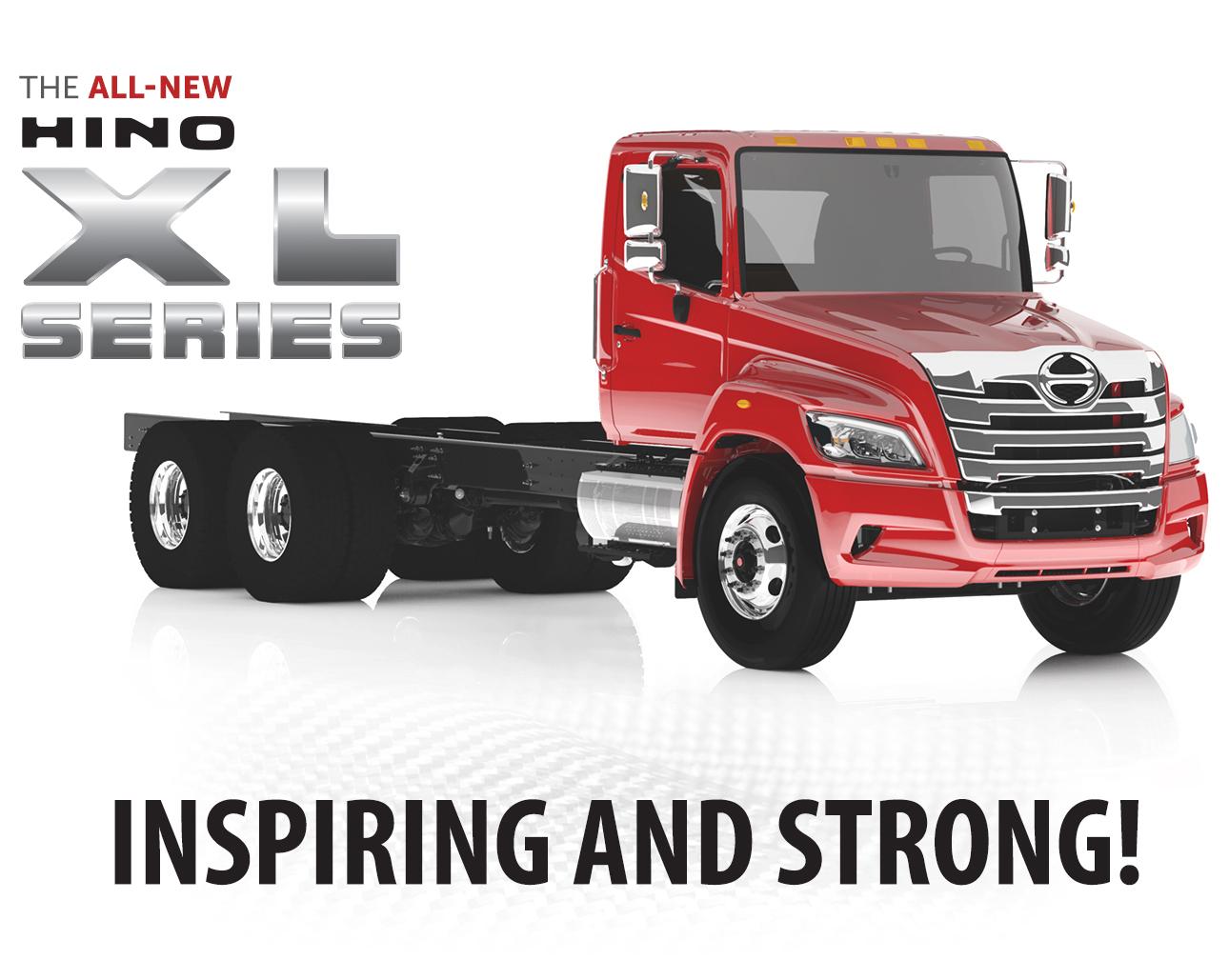 HINO XL-Series EN