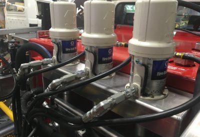 Landcruiser - Unité de lubrification