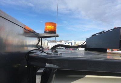 Landcruiser transport 5 personnes (cabine d'équipe)
