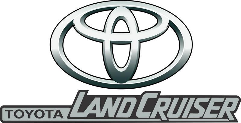 logo toyota landcruiser