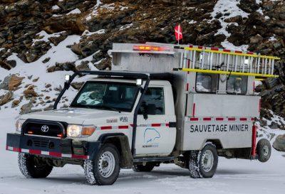 Landcruiser véhicule d'urgence