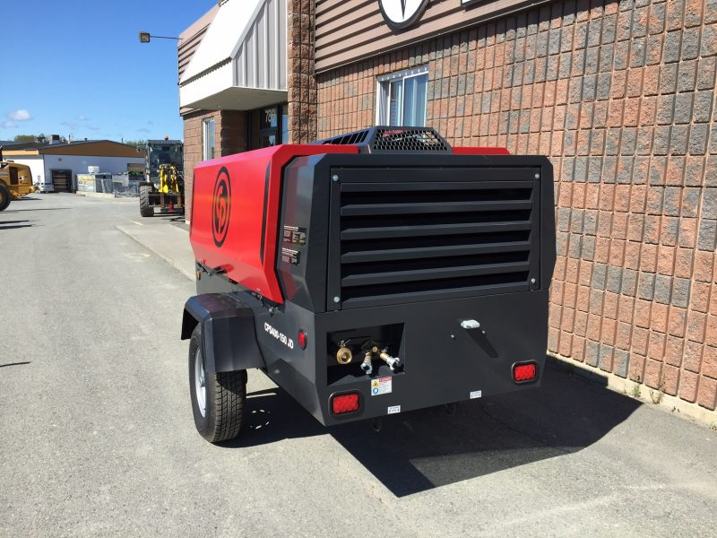 CHICAGO PNEUMATIC CPS-400
