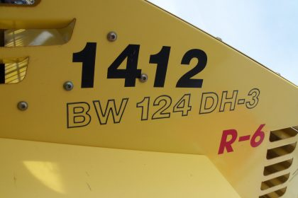 BOMAG 124DH3