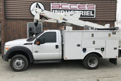 FORD F 550 NACELLE