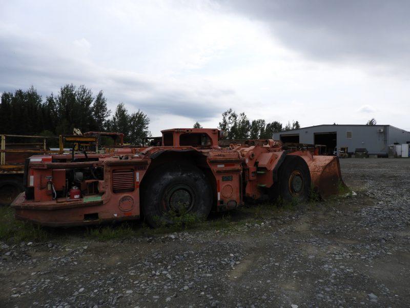 Sandvik Toro007