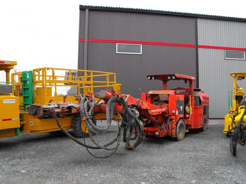 Sandvik DD211