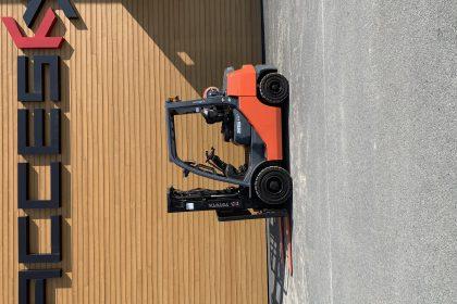 Chariot élevateur usagé en vente chez Accès industriel